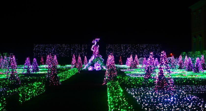 Wystawy, Królewski Ogród Światła (zdjęcia wideo) - zdjęcie, fotografia