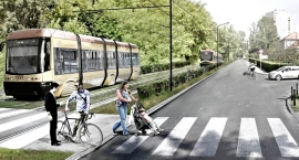 Jest pozwolenie na budowę tramwaju z Woli do Wilanowa