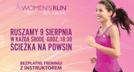 Bezpłatne treningi Womens Run Wilanów