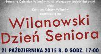 Wilanowski Dzień Seniora