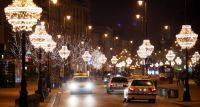 Iluminacja świąteczna wraca na ulice Warszawy