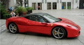 Ferrari otwiera salon w Wilanowie