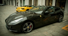 Ferrari GTC4 Lusso już w Polsce. Będzie do kupienia w salonie przy ul. Przyczółkowej?